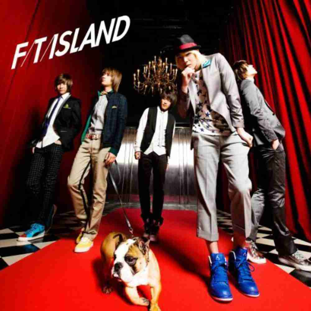 Flower Rock / FTISLAND のジャケット