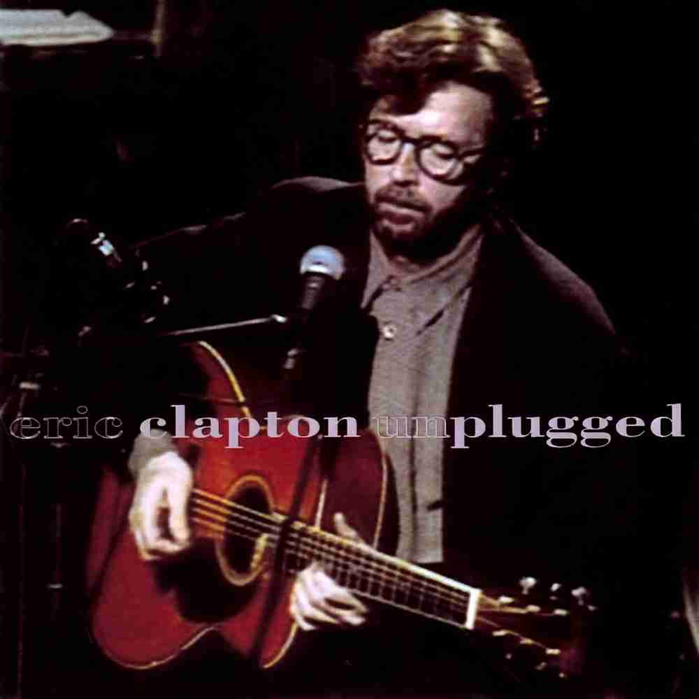 TEARS IN HEAVEN / Eric Clapton のジャケット