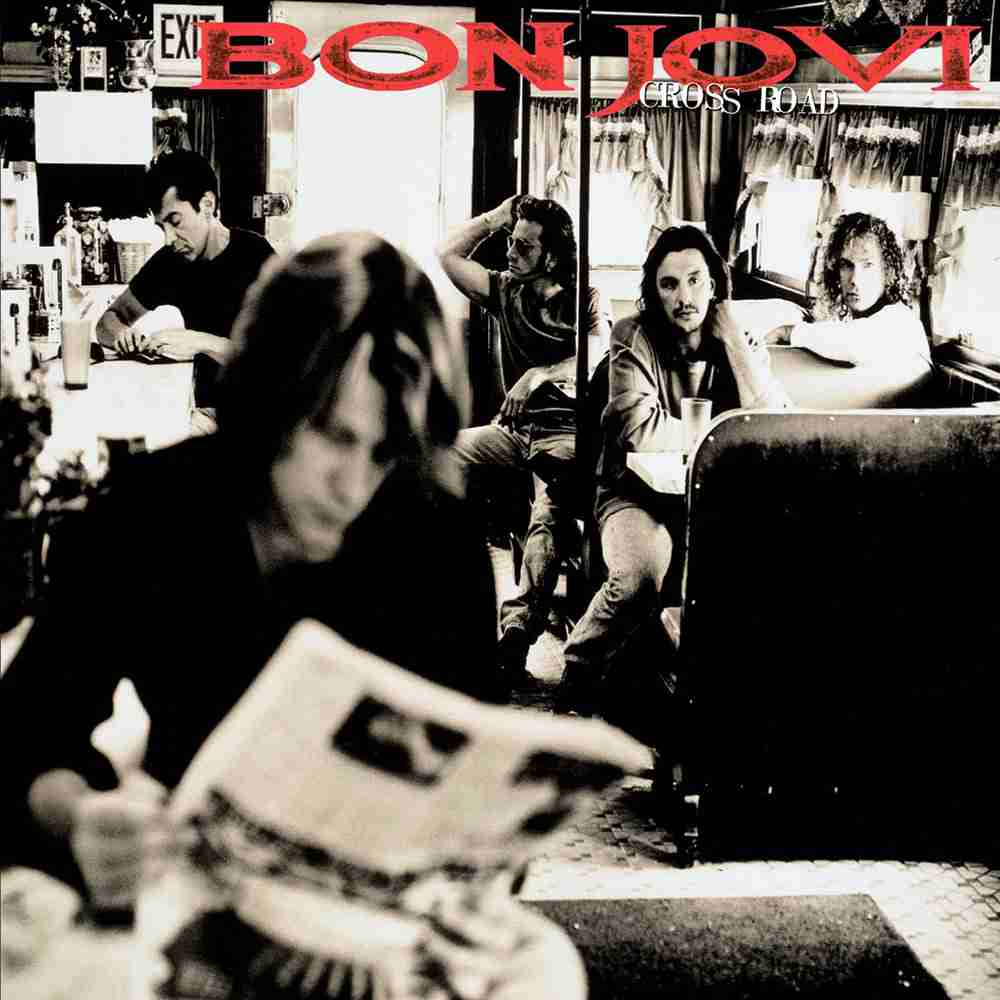 YOU GIVE LOVE A BAD NAME / BON JOVI のジャケット