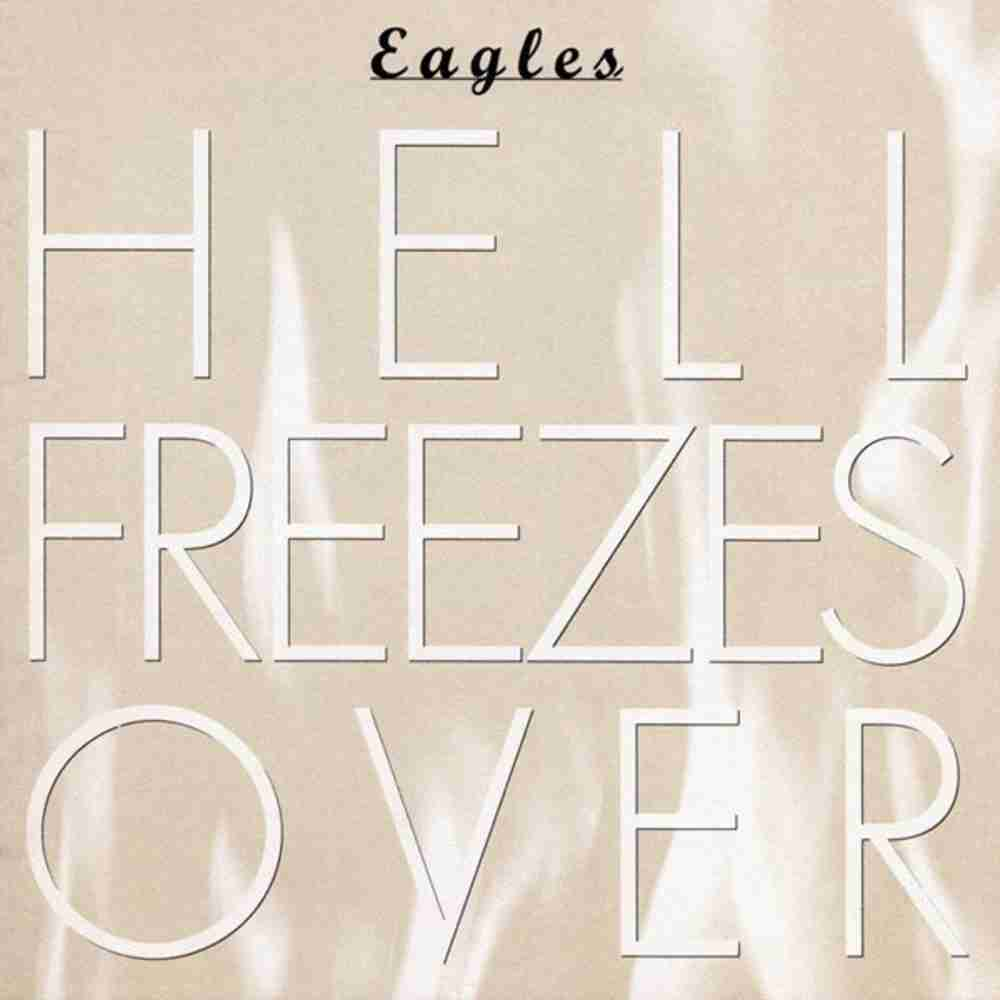 HOTEL CALIFORNIA / Eagles のジャケット