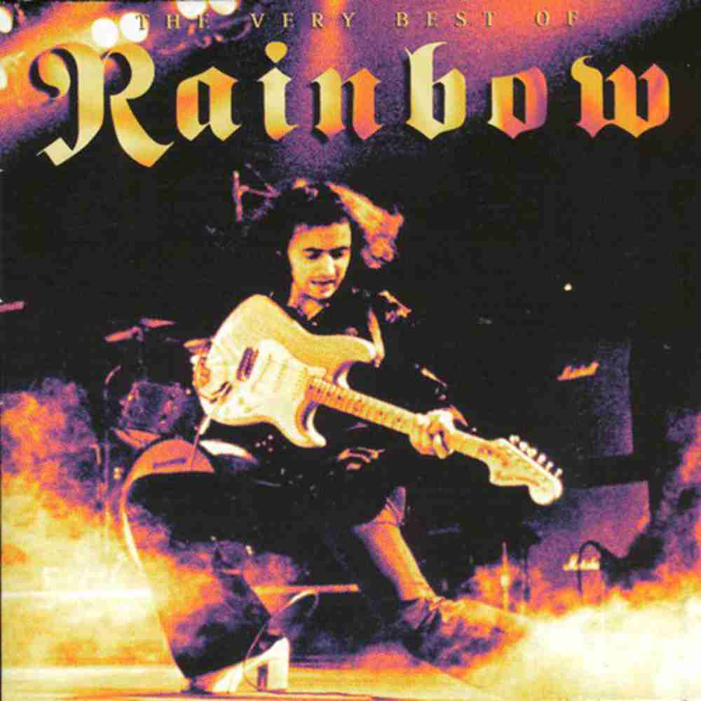 ALL NIGHT LONG / RAINBOW のジャケット
