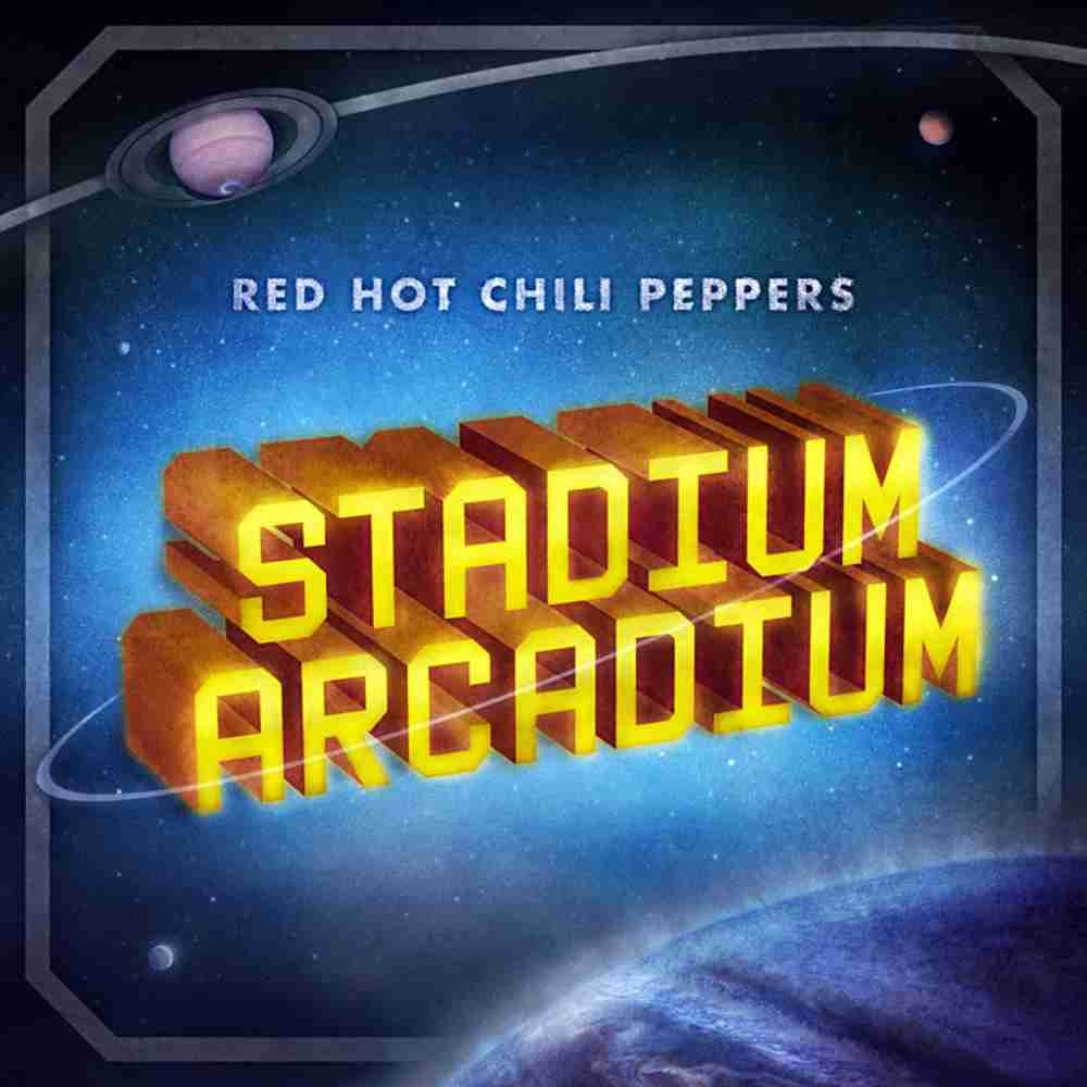 SNOW((HEY OH)) / Red Hot Chili Peppers のジャケット