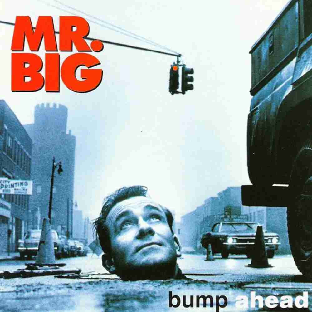 COLORADO BULLDOG / Mr. Big のジャケット