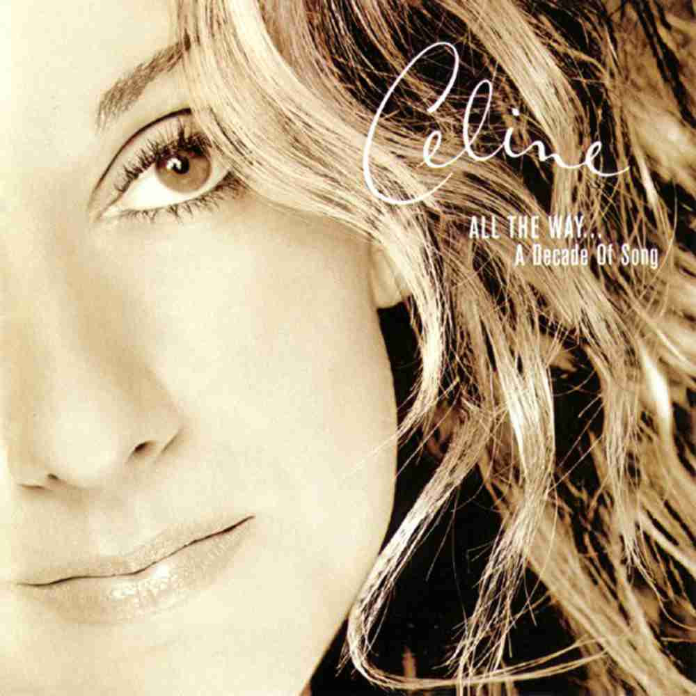 MY HEART WILL GO ON / CELINE DION のジャケット
