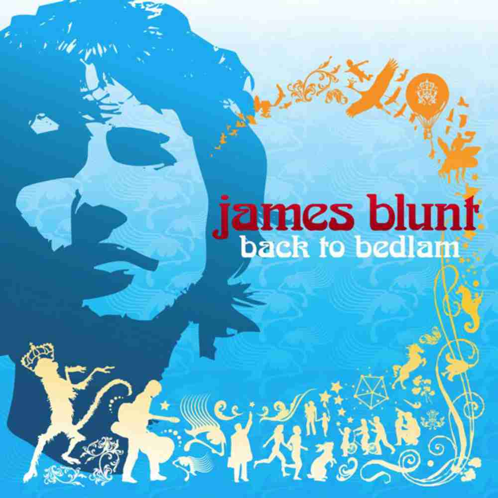 You're Beautiful / James Blunt のジャケット