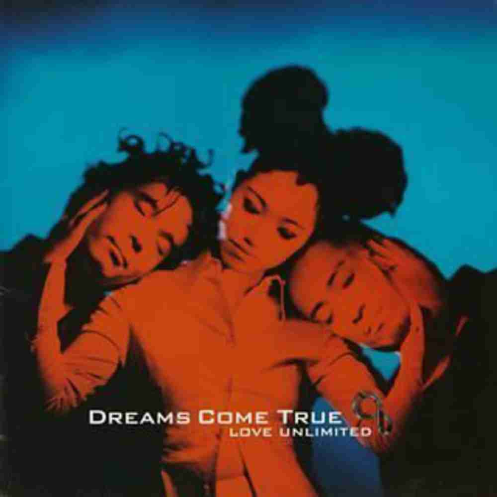 「LOVE LOVE LOVE - DREAMS COME TRUE」のジャケット
