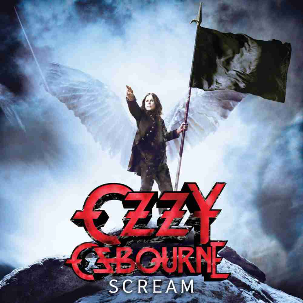 Let Me Hear You Scream / Ozzy Osbourne のジャケット