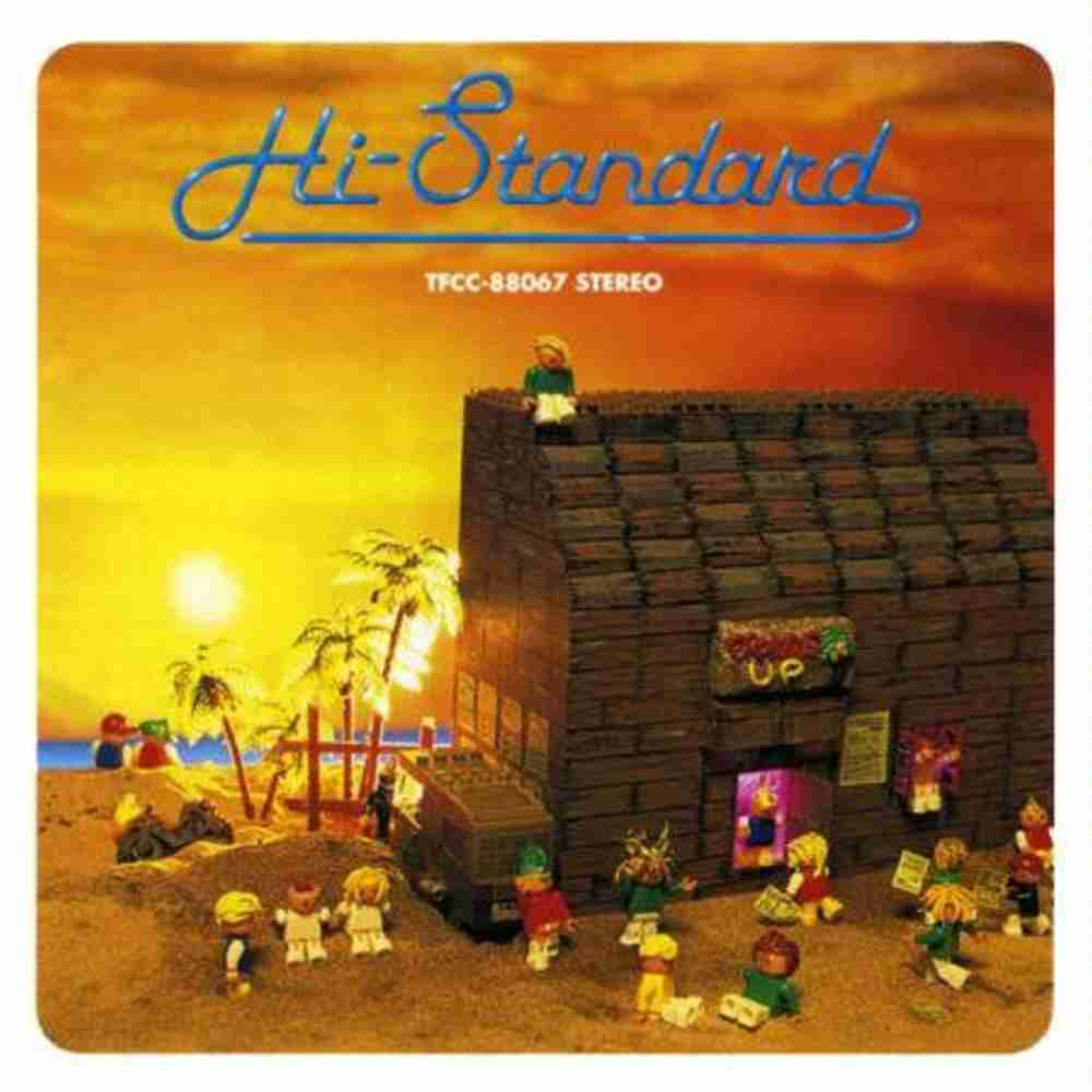 SINCE YOU BEEN GONE / Hi-STANDARD のジャケット