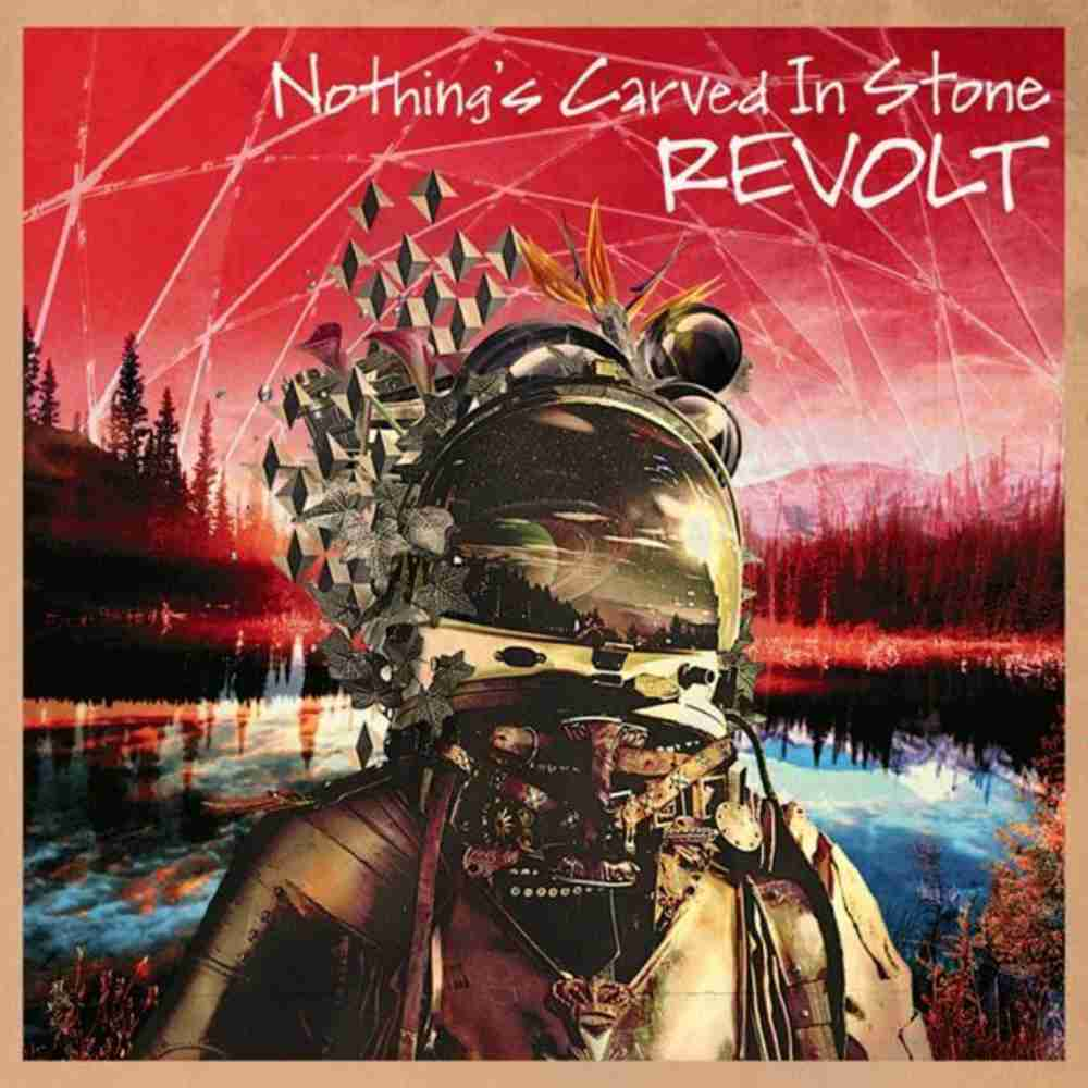 Assassin / Nothing's Carved In Stone のジャケット