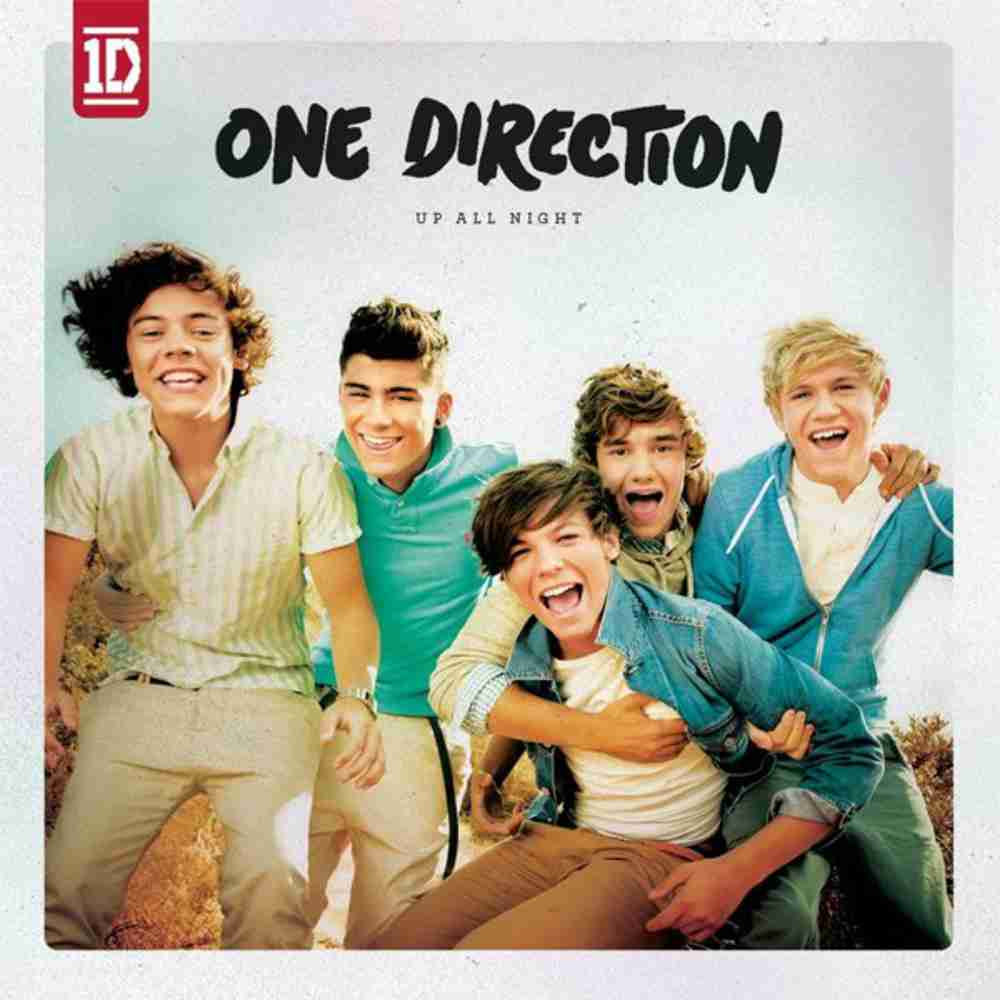One Thing / One Direction のジャケット