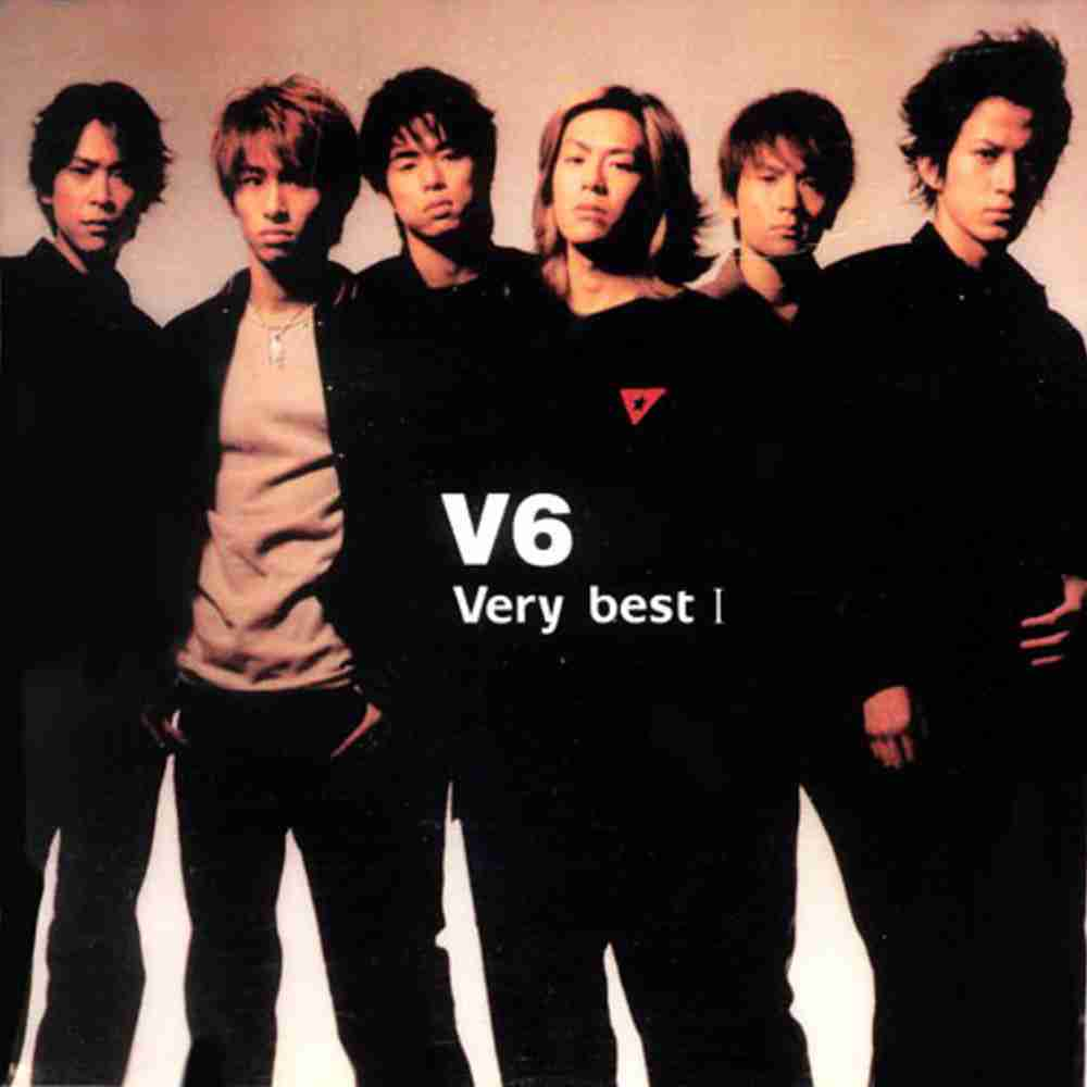 Believe Your Smile / V6 のジャケット