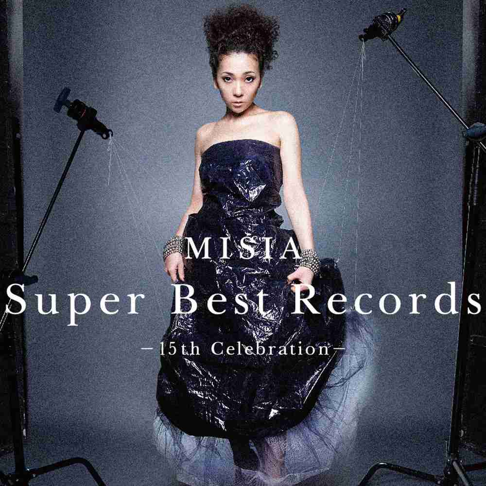 Back In Love Again (feat.布袋寅泰) / MISIA のジャケット