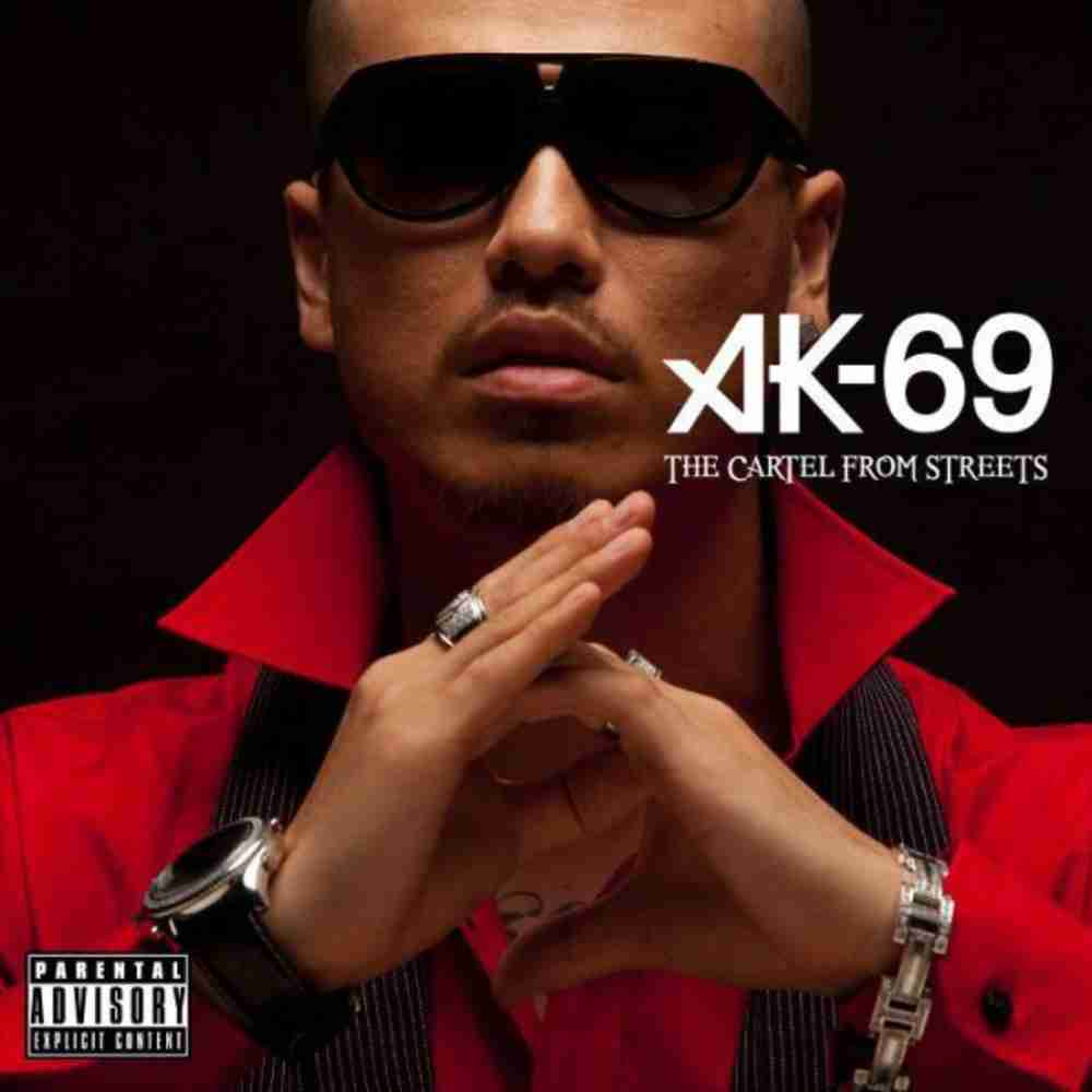 And I Love You So / AK-69 のジャケット