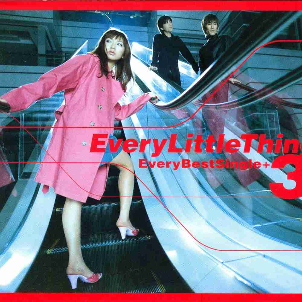 For the moment / Every Little Thing のジャケット