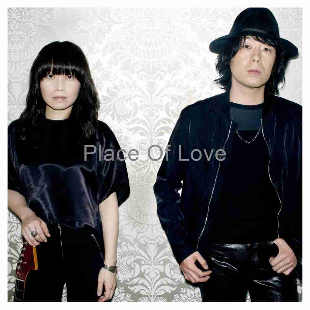 Place Of Love / LOVE PSYCHEDELICO のジャケット