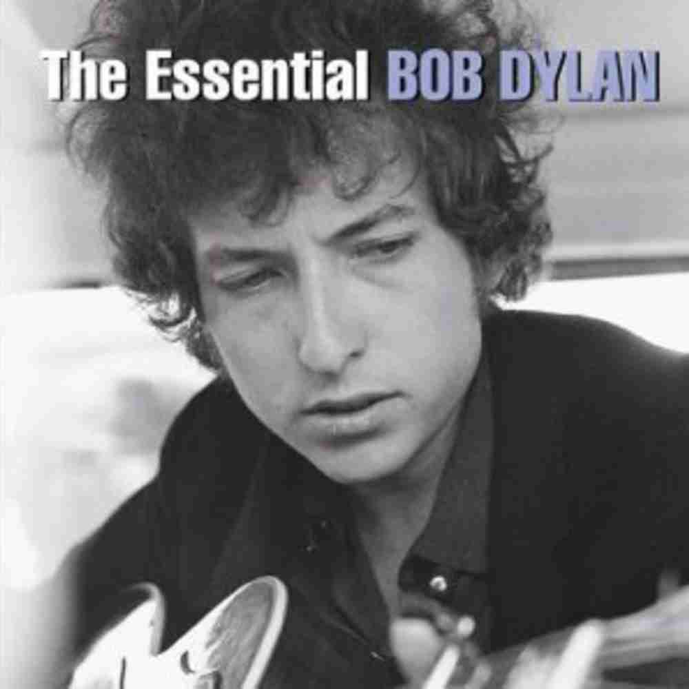 BLOWIN' IN THE WIND / Bob Dylan のジャケット