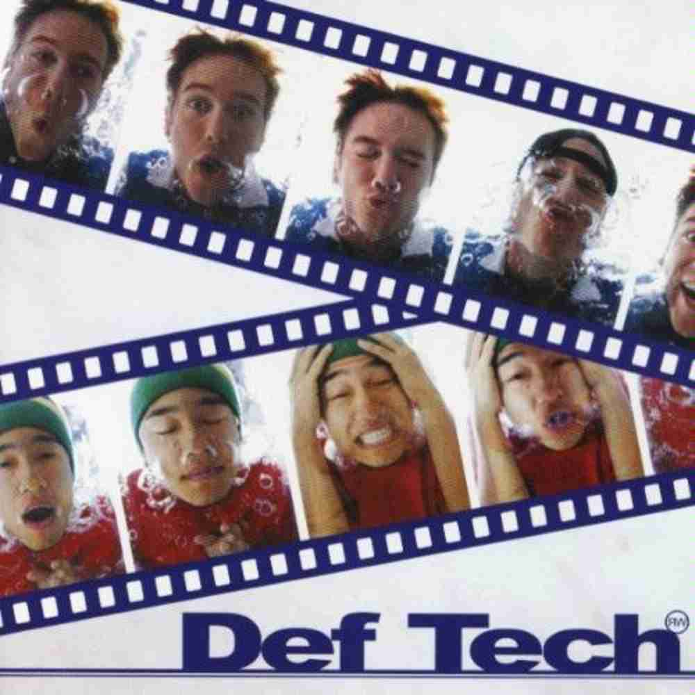Consolidation Song / Def Tech のジャケット