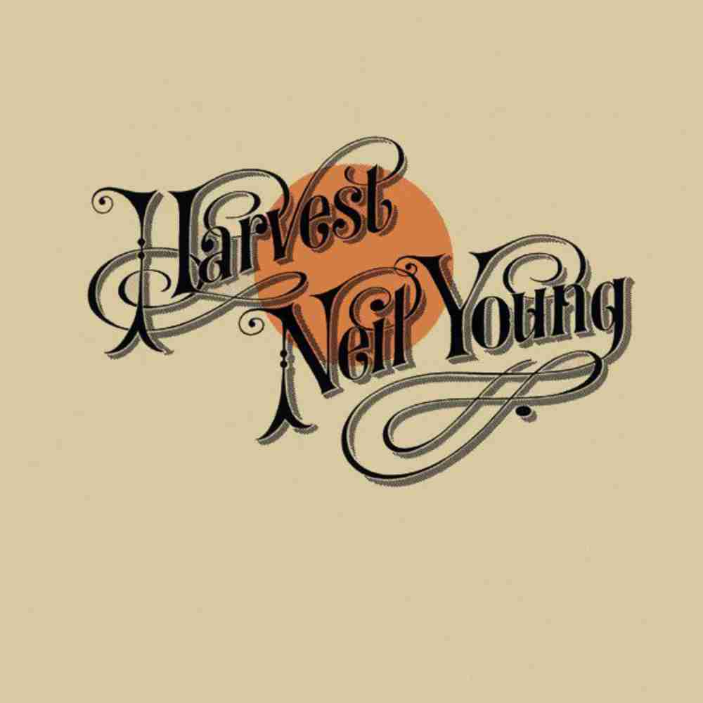 Heart Of Gold / Neil Young のジャケット