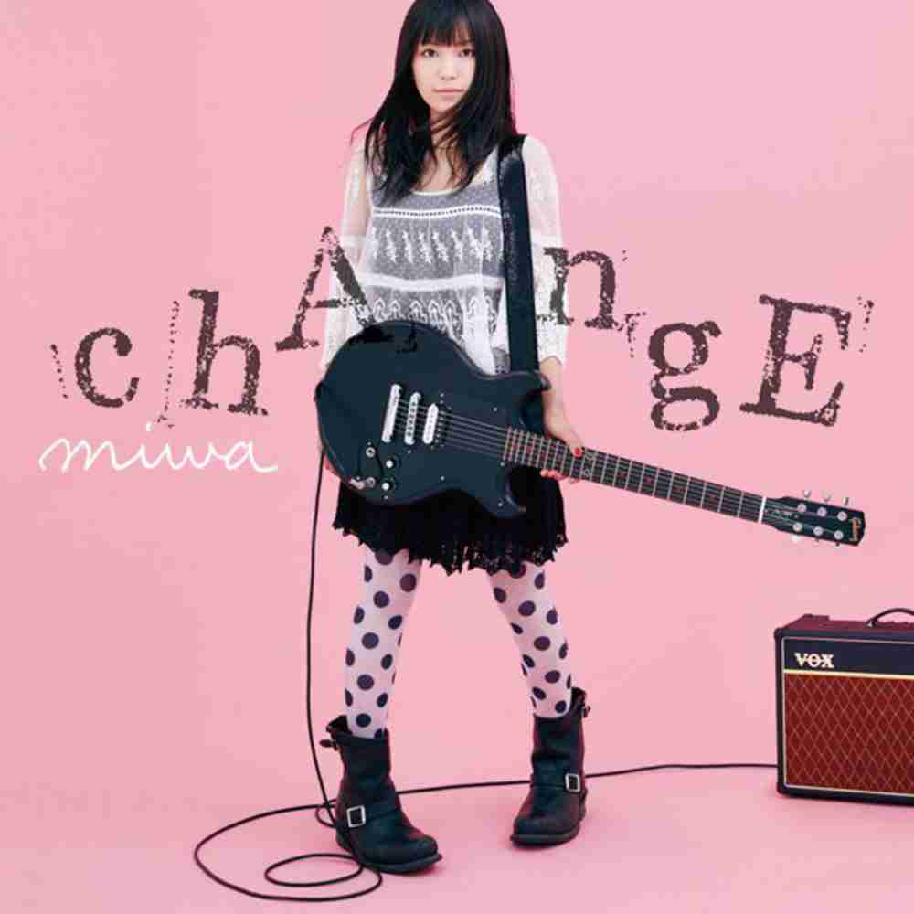 you can do it! / miwa のジャケット