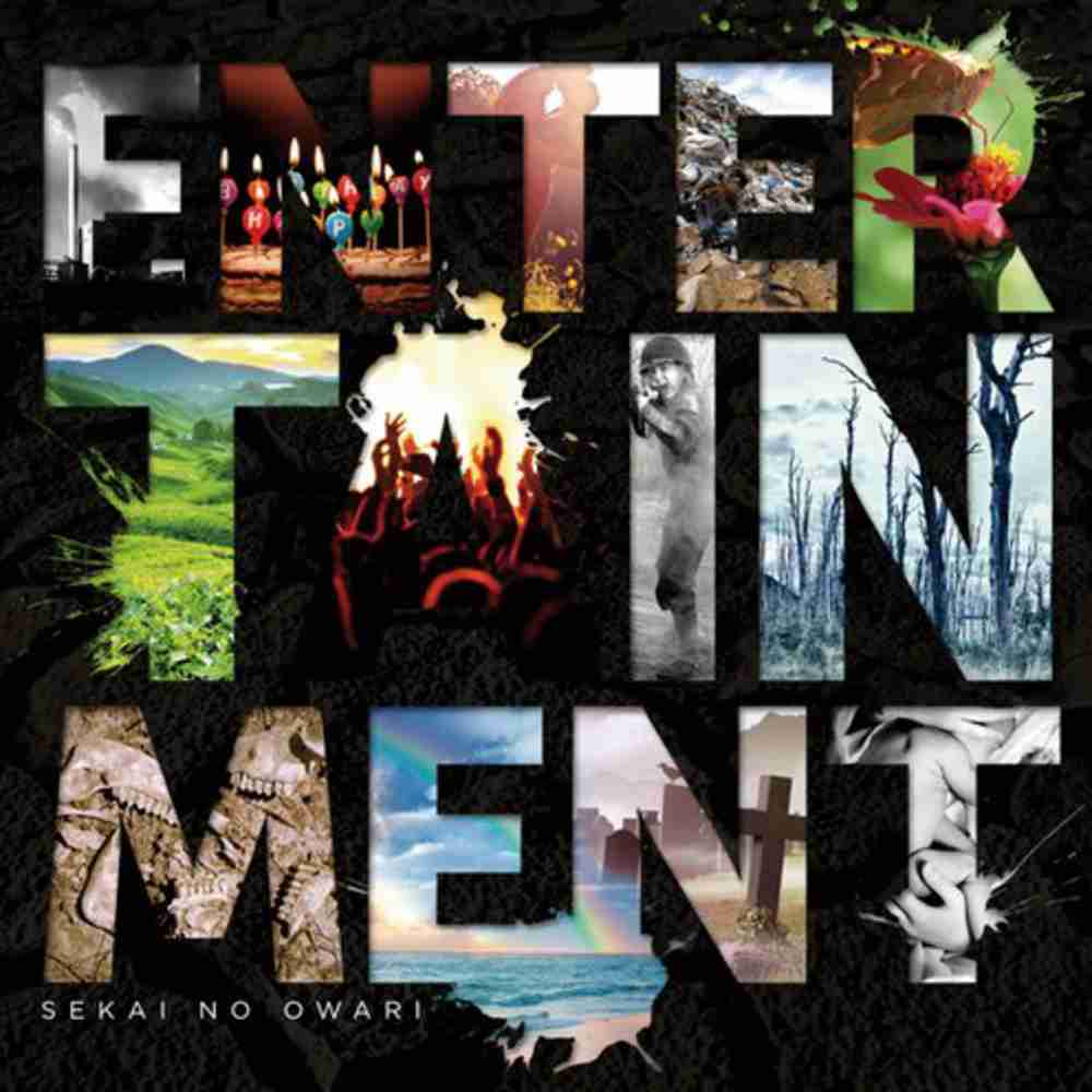 Fight Music / SEKAI NO OWARI のジャケット