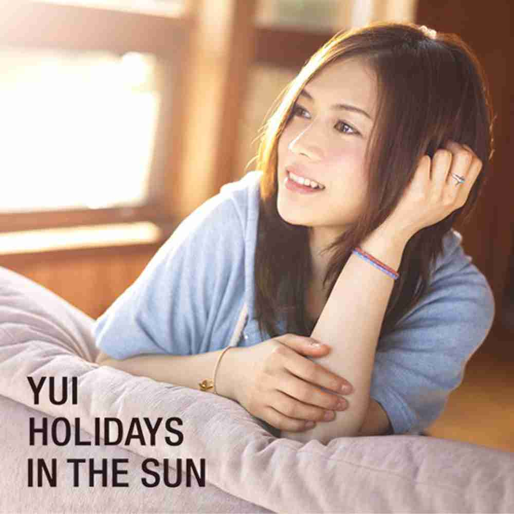 Please Stay With Me / YUI のジャケット