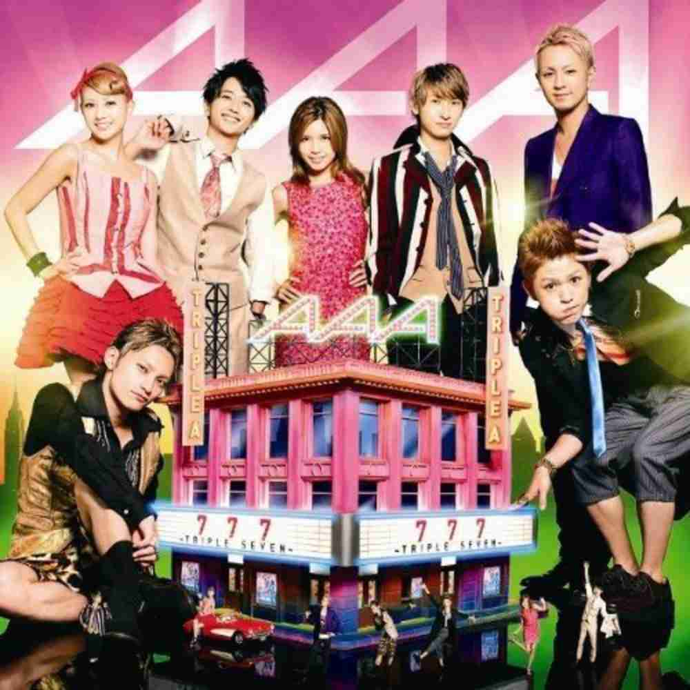 777 ~We can sing a song!~ / AAA のジャケット