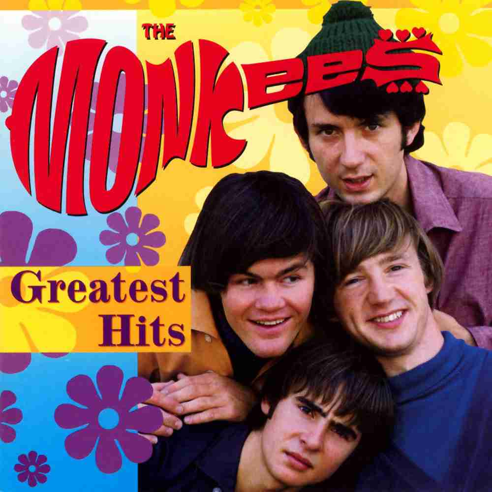 Daydream Believer / The Monkees のジャケット