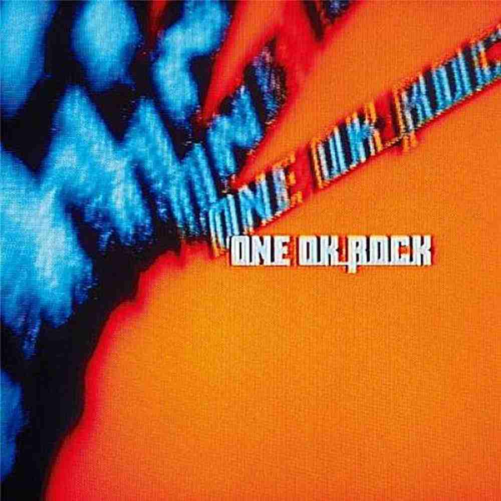 LOST AND FOUND / ONE OK ROCK のジャケット