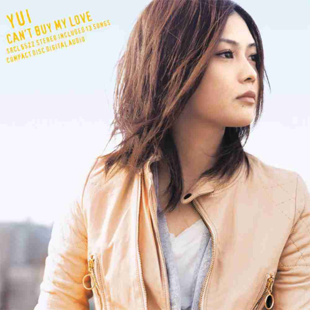 Thank you My teens / YUI のジャケット