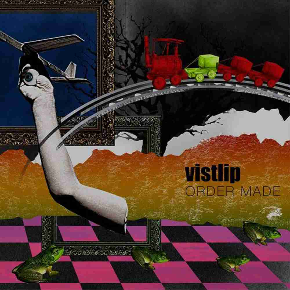 ORDER MADE / vistlip のジャケット