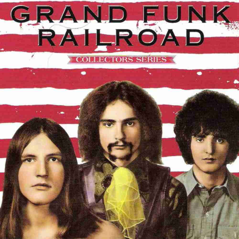 THE LOCO-MOTION / Grand Funk Railroad のジャケット