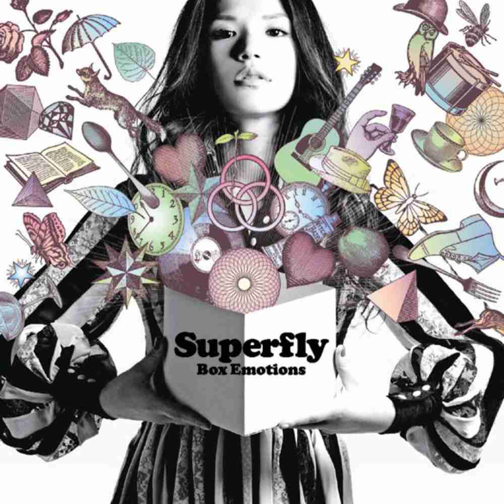 See You / Superfly のジャケット