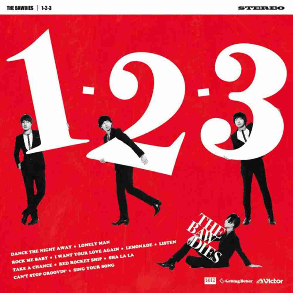 LEMONADE / THE BAWDIES のジャケット