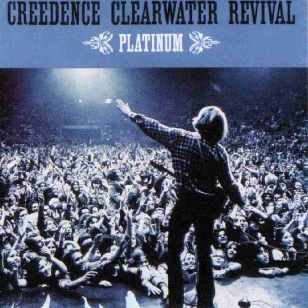 Have You Ever Seen the Rain? / Creedence Clearwater Revival のジャケット