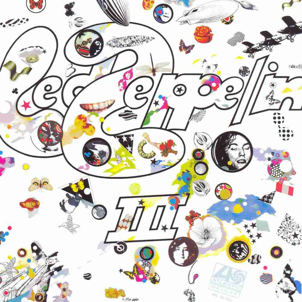Immigrant Song / Led Zeppelin のジャケット