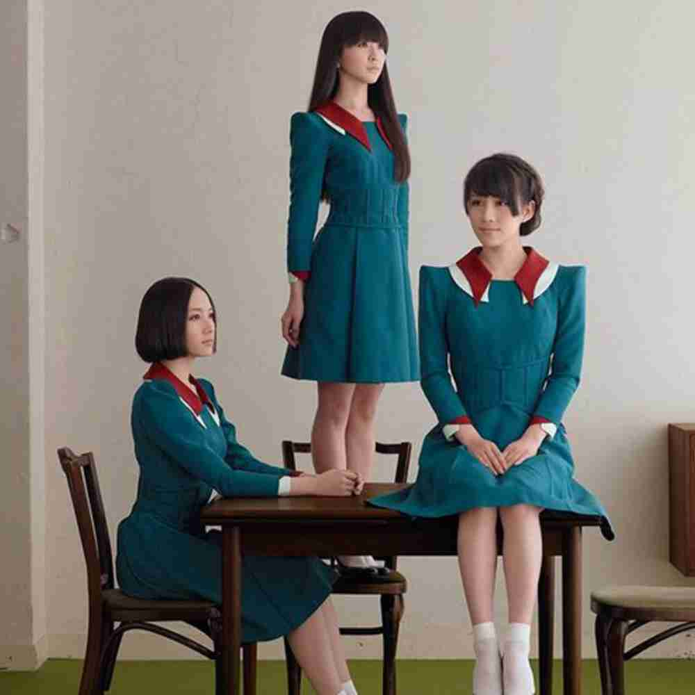 Spending all my time / Perfume のジャケット