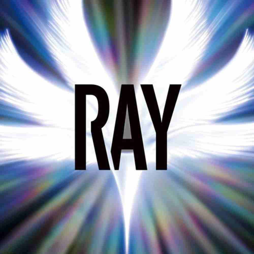 ray / BUMP OF CHICKEN feat. HATSUNE MIKU のジャケット