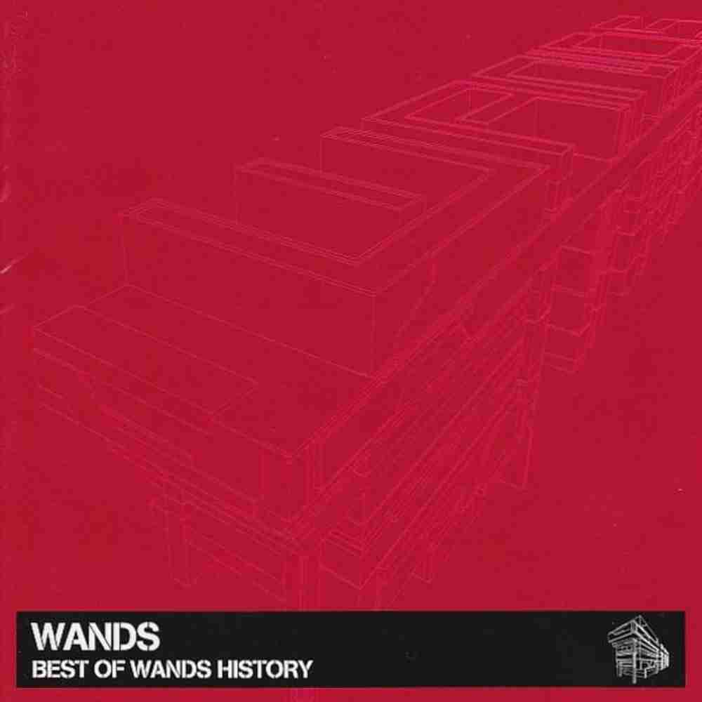 DON'T CRY / WANDS のジャケット
