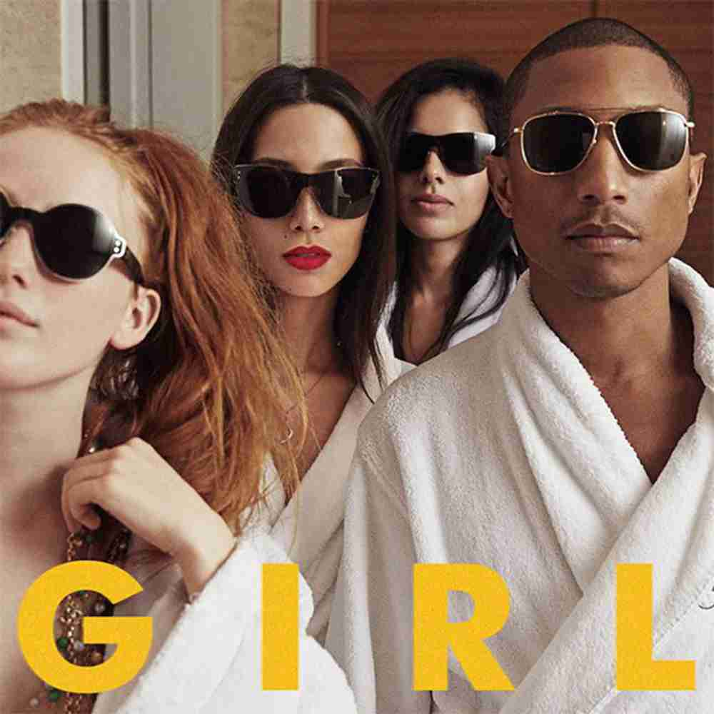 "Happy (from ""Despicable Me 2"") / Pharrell Williams のジャケット"
